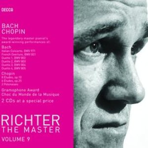Image for 'Richter the Master - Bach & Chopin'