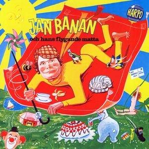 Image for 'Jan Banan och hans flygande matta'