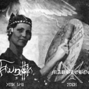 Image for 'Hadak útján (On the Path of Battles)    Split /w Marblebog'
