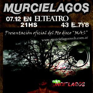 Image for 'Murcielagos'