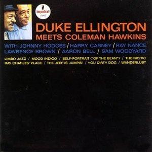 Image for 'Duke Ellington meets Coleman Hawkins'