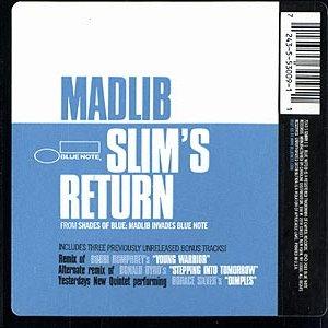 Image for 'Slim's Return'