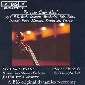 Image for 'Virtuoso Cello Music'