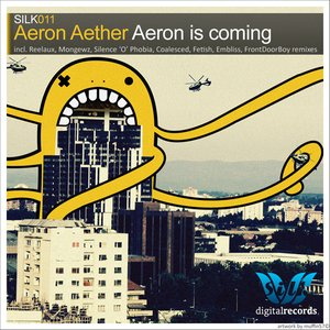 Image for 'Aeron Is Coming'