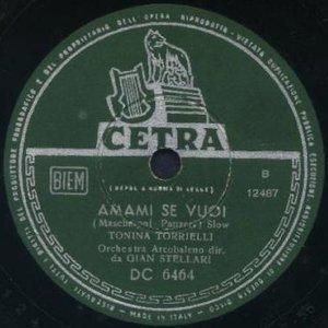 Image for 'Amami se vuoi'