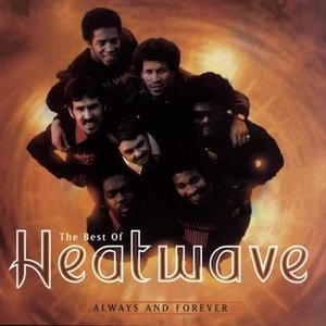 Image pour 'The Best Of Heatwave:  Always And Forever'