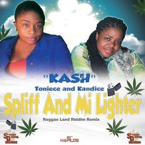 Image for 'Spliff & Mi Lighter - Single'