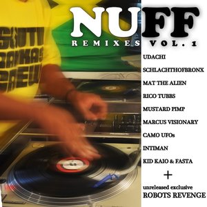 Image for 'Nuff Remixes Vol. 1'