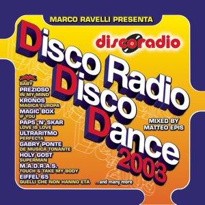 Image pour 'Disco Radio Disco Dance 2003'