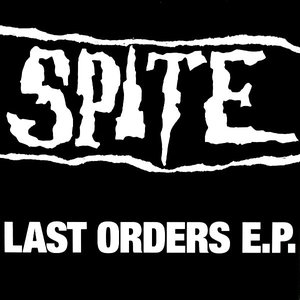 Image for 'Last orders E.P.'