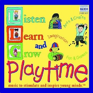 Imagem de 'Listen, Learn and Grow : Playtime'