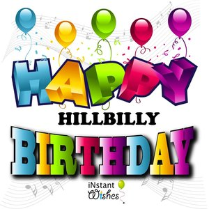 Image pour 'Happy Birthday (Hillbilly) Vol. 1'