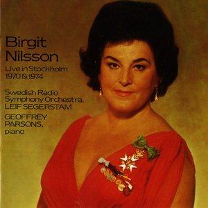 Image for 'Birgit Nilsson Live in Stockholm (1970, 1973)'