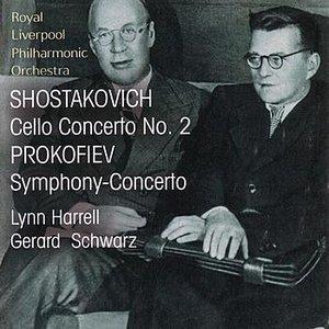 Image for 'Shostakovich: Cello Concerto No. 2 / Prokofiev: Symphony-Concerto'