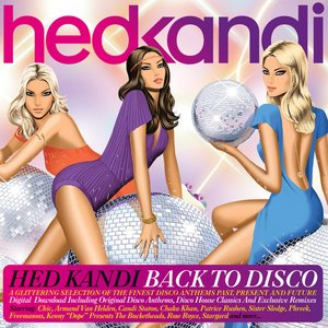 Image for 'Hed Kandi: Back to Disco'