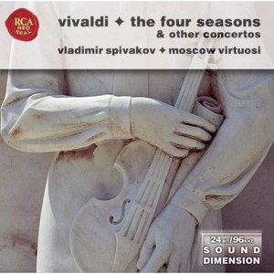 Bild für 'Vladimir Spivakov: Moscow Virtuosi'