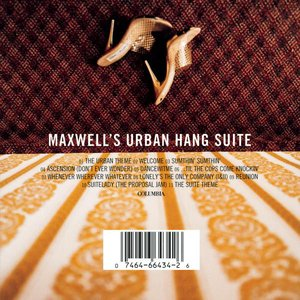 Image for 'Maxwell's Urban Hang Suite'