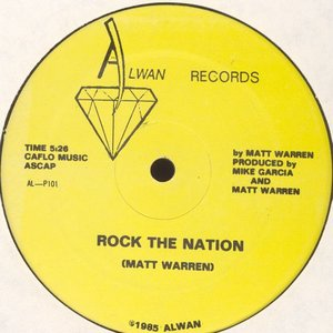 Image for 'Rock The Nation'