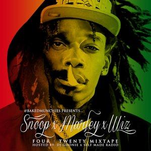 Image for 'Snoop Dogg, Wiz Khalifa, Bob Marley'