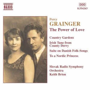 Image for 'GRAINGER: The Power of Love'