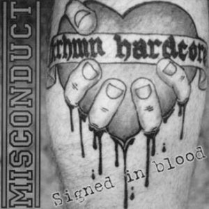 Image for 'Signed in Blood'