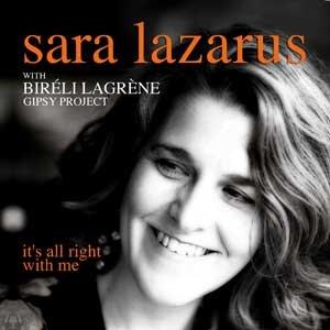 Image pour 'Sara Lazarus & Bireli Lagrene'