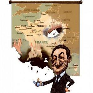 Immagine per 'Sarkozy of Fire'