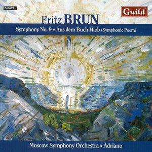 Image for 'Symphony No. 9 & Aus dem Buch Hiob by Fritz Brun'