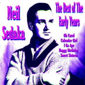 Image for 'Neil Sedaka The Best of The Early Years'