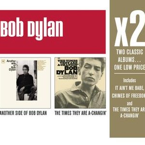 Imagen de 'X2 (Another Side Of Bob Dylan/The Times They Are A-Changin')'