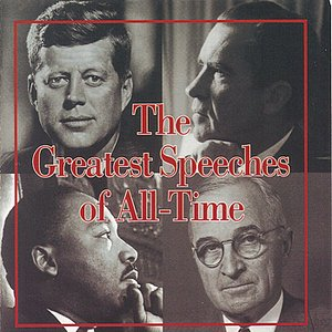 Image for 'Greatest Speeches of All Time Vol. 1'
