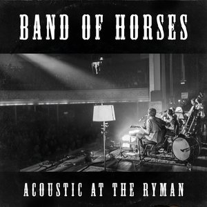 Image for 'Acoustic At The Ryman'