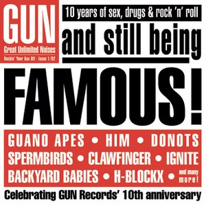 Image for 'Famous (10 Jahre GUN Supersonic)'