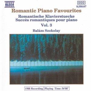 Image for 'Romantic Piano Favourites, Vol.  3'
