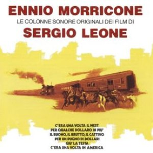 Image for 'Le colonne sonore originali dei film di Sergio Leone'