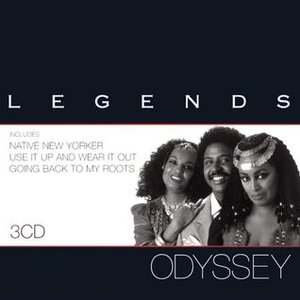 """Legends""的封面"