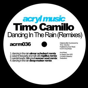 Image for 'Dancing In the Rain (Remixes)'
