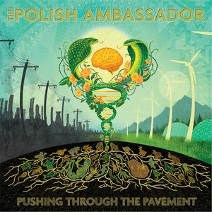 Immagine per 'Pushing Through the Pavement'