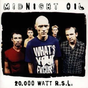 Immagine per '20000 Watt RSL - The Midnight Oil Collection'