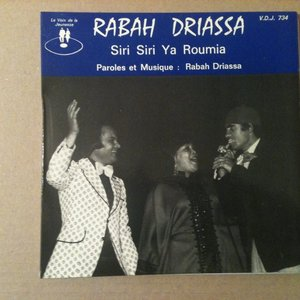Image for 'Rabah Driassa'