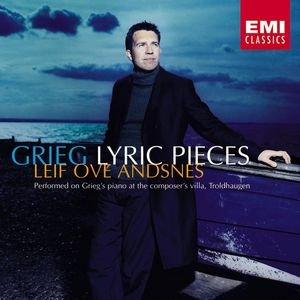 Immagine per 'Grieg : Lyric Pieces'