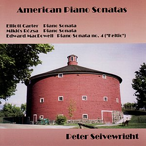 Imagem de 'American Piano Sonatas'