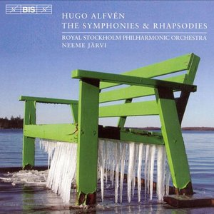 Image for 'ALFVEN: Symphonies and Rhapsodies (The)'