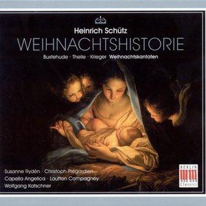 Image for 'Recitative: Und er stund auf und nahm das Kindlein (Evangelist)'