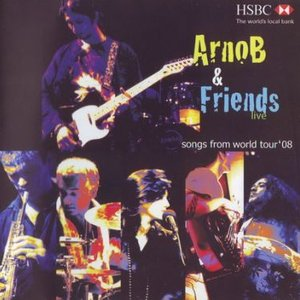Image for 'Arnob and Friends LIVE'