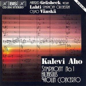 Image for 'Aho: Symphony No. 1 / Hiljaisuus / Violin Concerto'