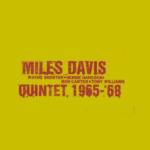Image for 'The Complete Columbia Studio Recordings Of The Miles Davis Quintet January 1965 To June 1968'