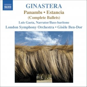 Image for 'GINASTERA: Panambi / Estancia (Complete Ballets)'
