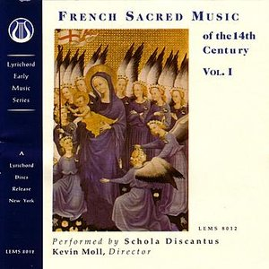 Image for 'French Sacred Music of the 14th Century'