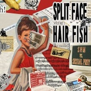 Immagine per 'MR001: Split Face Hair Fish Vol.1 - SNM vs. Sexual Prey'